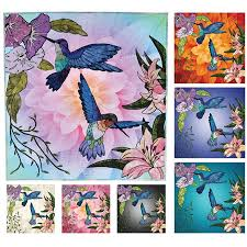 fabrics hummingbird lane quilt kit
