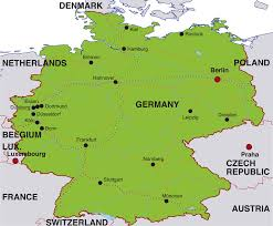 map of germany cities germany news articles german news headlines and news summaries