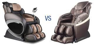 Osaki 4000 Massage Chair Osaki Os 4000 Vs Ogawa Refresh Which Is Better Emassagechair