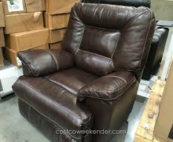 Leather Rocker Recliner Furniture U0026 Sofa Costco Home Theater Seating Recliners Leather