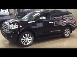 toyota sequoia 2017 toyota sequoia limited review