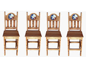 Western Rocking Chair Rustic Patio Furniture Texas Patio Decoration