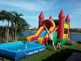 bouncy house rentals boca raton party rental water slide rental bounce house rental