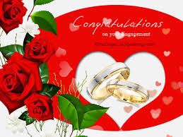 Congratulations On Engagement Card Messages Of Congratulations On Your Engagement 365greetings Com