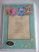 hallmark baby shower animals greeting invitations ebay