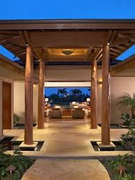 asian style house plans asian tropical design