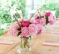 peony arrangement how to make simple peony arrangements for your next party