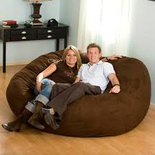 fuf 7 ft xxl bean bag sofa hayneedle