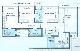 Single Floor House Plans India 4 Bedroom Single Floor House Plans Fabulous Single Floor House