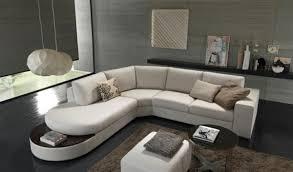 canapé d angle arrondi quel canapé d angle choisir pour le salon
