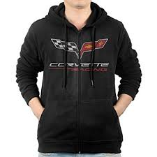 corvette racing jacket alilihu s zip sports motto corvette racing hoodie