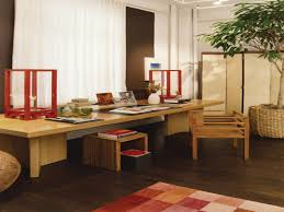 Asian Home Decor Ideas by Japanese Home Office