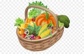 fruit and vegetable basket vegetable basket fruit clip basket with vegetables png