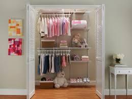 Shallow Closet Organizer - baby closet organizers and dividers hgtv