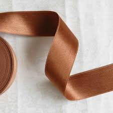 silk satin ribbon faced silk satin ribbon mille