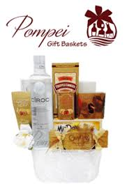 wedding wishes la ciroc gift baskets la from pompei baskets