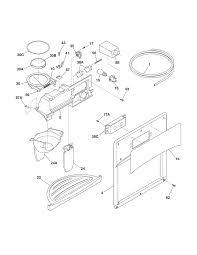 kenmore refrigerator parts model 25357398601 sears partsdirect