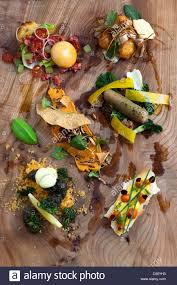 simon cuisine chef simon rogans deconstructed take on popular cuisine