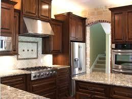 cherry wood kitchen ideas 20 stunning kitchen design ideas with mahogany cabinets