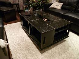 Wine Crate Coffee Table Diy by 124 Best Caisse Table Basse Personnalisable Idées