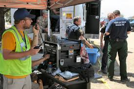 Wildfire Equipment Operators by Colorado Hams Provide Disaster Communications During Wildfires