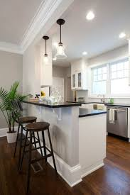 Kitchen Half Wall Ideas Half Open Conept Kitchens Design Surprising Half Wall Room