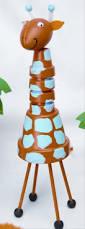 Giraffe Planter Claypot Garden Ideas Million Ideas Club Million Ideas Club