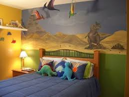 Best Kamer Thomas Images On Pinterest Dinosaurs Dinosaur - Dinosaur kids room