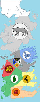 7 kingdoms map why is it called the 7 kingdoms when there are 9 of them quora