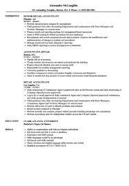 retail resume exle sle retail resumes fieldstation co resume sle visual