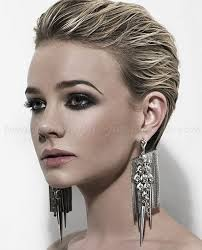 swept back hairstyles for women slick short hairstyles hair