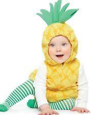 3 Months Halloween Costumes Carter U0027s Pineapple Halloween Costume 12m 12 Months Baby