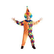 Kids Halloween Clown Costumes Popular Halloween Boys Clown Costumes Buy Cheap Halloween Boys