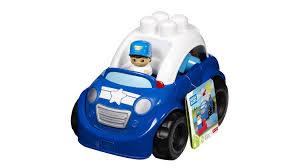 police car toy mega bloks storytelling police car mega bloks