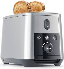 Stainless Toaster 2 Slice Oxo On Motorized Toaster 2 Slice 8710400