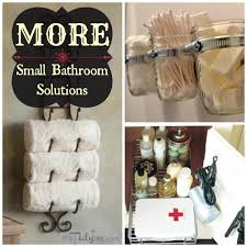 more small bathroom solutions it u0027s tidy time