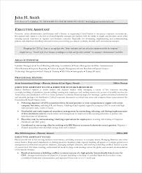 resume templates for executive assistants to ceos history faulty parallelism writing at the university of toronto business