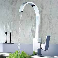 hot and cold wall faucet handles promotion shop for promotional modern brass single handle single hole kitchen faucet wall mounted torneira cozinha mixer hot and cold mixer kitchen tap