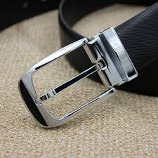 Handmade Belts And Buckles - mens formal leather reversible buckle belts mens leather belts