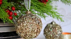 how to turn old decorations into a new ornament diy home