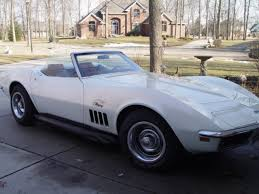 pearl white corvette seller of cars 1969 chevrolet corvette pearl white