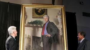 monica u0027s blue dress casts a shadow in clinton presidential