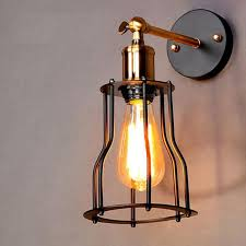 lighting fictures buy vintage industrial lighting wall lights e27 country small black