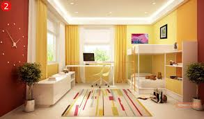 Kidsroom Colourful Kids Room A Pictorial Journey Renomania