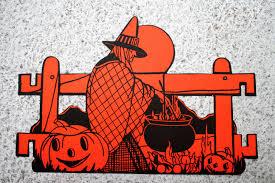 vintage halloween collector october 2014