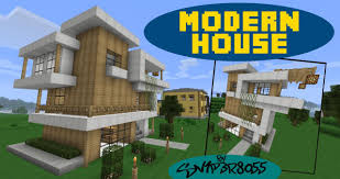 modern house minecraft small modern house minecraft project
