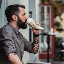 different shapes coffee mug online amazon com goat story mug hemp 12 oz kitchen u0026 dining