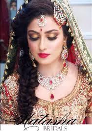 hair styles pakistan aiza khan as bridal beautiful hairstyles makeup pakistani