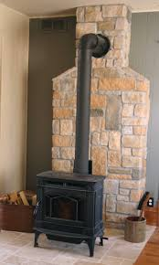 converting fireplace to wood stove popular home design top and