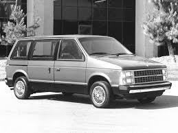 dodge van dodge caravan 1985 pictures information u0026 specs